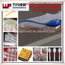 nouveaux produits pour la maison pour Water Spoon Mould 2017 nouvelle fabrication de moules d'injection de vaisselle en plastique