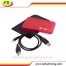 USB 2.0 Festplattengehäuse / Gehäuse, Festplattengehäuse / Gehäuse