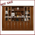 new design big 10 doors bookcase filling cabinet for boss/manager