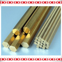 Barres en laiton / barres en laiton à dureté C27400
