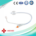 Henso Three way Foley Catheter