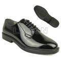 Chaussures officielles de la police militaire avec norme ISO