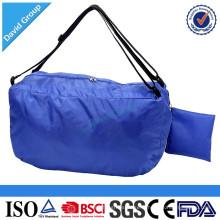 Nouveau sac réutilisable réutilisable de sac à provisions de voyage de sac à provisions de voyage d'ECO réutilisable de polyester
