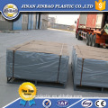 Jinbao pvc decorative sheet 1.5 density flat board 1220x2440mm rigid