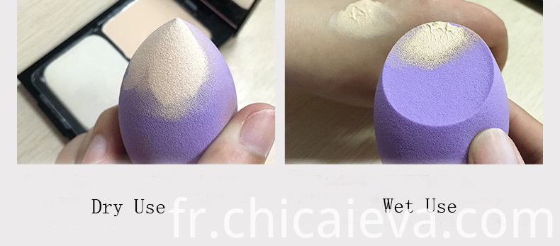Bevel Cut Makeup Sponge