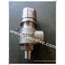 """Válvula de segurança de alívio de pressão com junta de união roscada (A21H-3/4 """")"""