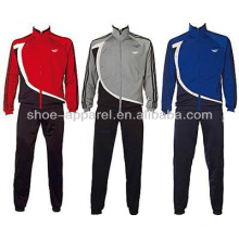 2014 name branded wholesale tricot tracksuit for men