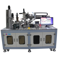 Full Auto Smart Card Coil Winding Production Equipment