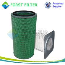FORST novo papel industrial ambiental filtro de filtro de celulose do cartucho