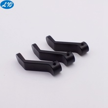 Black Aluminium Anodizing Camera Parts