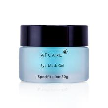 Hot Sale Anti Aging Anti Wrinkle Crystal Collagen 24K Gold Powder Night Repair Eye Cream Eye Mask