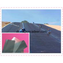 Material Virgem Azul, Preto, Geocompósito Branco / Geomembrana Composta / Geotêxtil