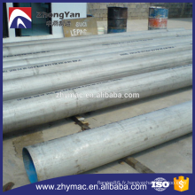 tuyauterie en acier, tubes galvanisés