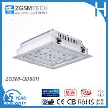 Lampes de station d'essence de 80W LED avec GS CB