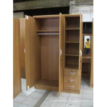Modern Style Plywood Wardrobe Design