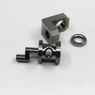 Peças metálicas de usinagem CNC