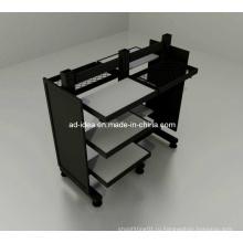 Одежды Дисплей стенд/Поп-этаж блок/деревянный Дисплей (одежда-1123)