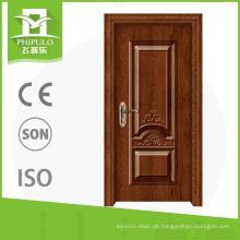 Indische Design Stahl Holz dekorative Innentür für den Großhandel aus China Hersteller
