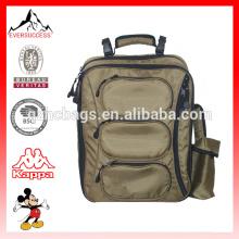 Bolso convertible para hombre bolsa de pañales mochila de viaje al aire libre delicioso bolso de la momia (ES-Z364)