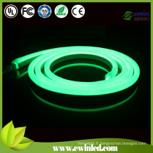 Couleur d'émission verte et IP67 IP Rating LED Neon