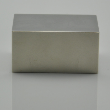 Factory directly sale for Rectangular Magnets N38M Strong sintered NdFeB block cube magnet supply to Mauritania Exporter