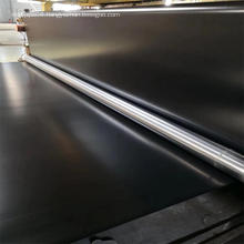 Smooth Surface HDPE black Geomembranes for Landfill