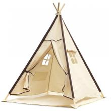 Indian Canvas Tipi Kinder Spielhaus Kinder Spielzelt