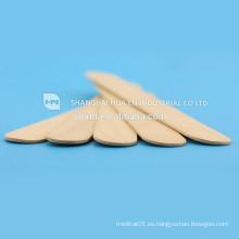 Proveedor de China dispensador de lengüeta de madera desechable médico al por mayor