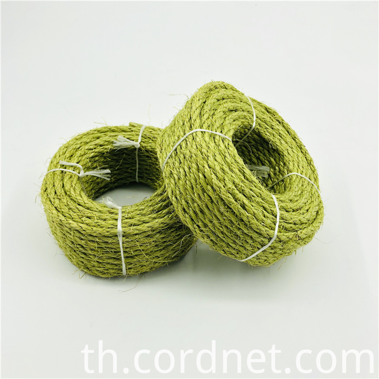Sisal Rope Green