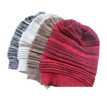 Chapéus quentes do Beanie do inverno da forma da mulher