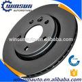 Gran demanda 7H0615601B piezas de sistema de frenos automáticos, Frando Disco de freno