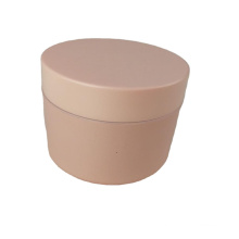 Hair mask usage packaging 100 ml cream moisture pink  HDPE packaging  jar