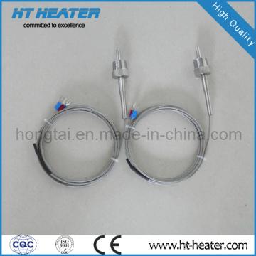 Sensor de temperatura de resistência térmica PT100
