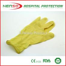 Henso Powder-free Latex Examination Gloves
