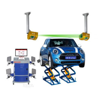 Sucvary automatique 5D Wheel Alignment