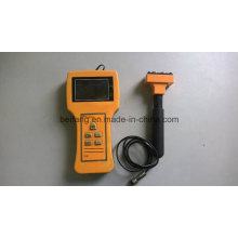 Medidor de nível ultrassônico externo portátil