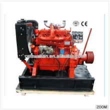 Motor diesel de 41kw K4100ZP com a correia Pully