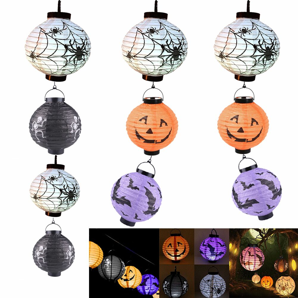 Decorations Lanterns for Halloween Pumpkin