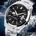 2016 novo estilo de relógio de quartzo, moda de aço inoxidável relógio hl-bg-192
