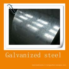 Industriel galvanisé rouleaux d'acier pour la construction de bâtiments, bons prix