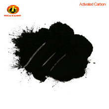 carvão ativado em pó de carvão para descoloração de água