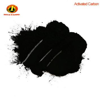 carbón activado en polvo de carbón para decolorar el agua