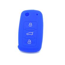 VW Protective Silicone Remote Car Key Bag