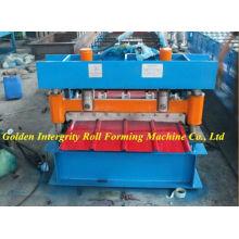 Machine de formage de rouleaux de toiles IBR