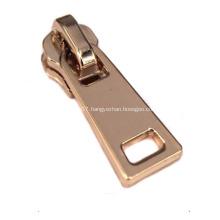 Brass Metal Lock Slider for 20 Inch Zipper