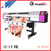Galaxy Advertising Banner Eco Solvent Printer with Epson Dx5 Head