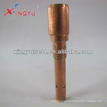 Co2 /mig torch contact tip holder/brass contact tip holder