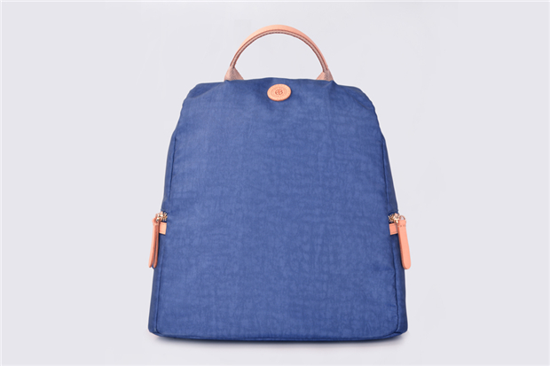 Korean style Lightweight women casual nylon rucksack magic school backpack