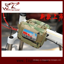 Открытый спорт военные тактические плеча седло мешок велосипед мешок
