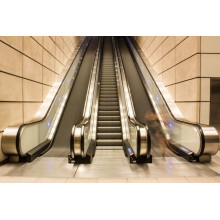 XIWEI Brand 35 Degree VVVF Glass Electric Automatic Escalator For Airport Shopping Mall